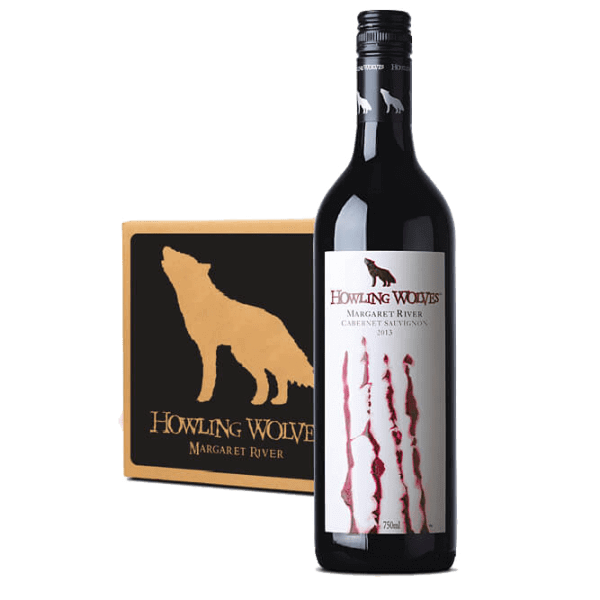 Howling Wolves Wines - Claw Range Cabernet Sauvignon