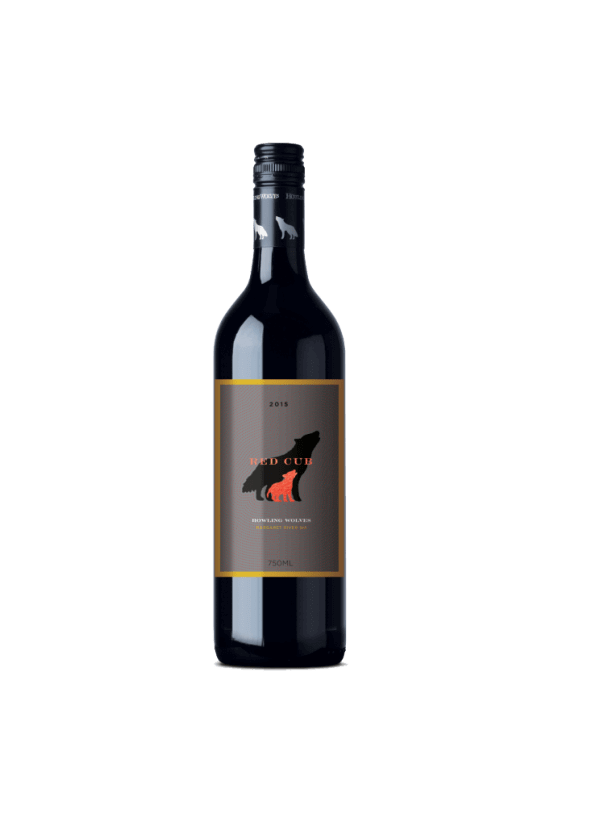 Margaret River merlot wine - Howling Wolves Wines